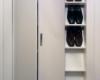 półki skośne na buty